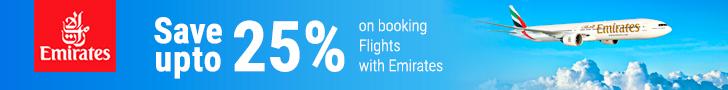 Emirates.com Gutschein & Rabattcode