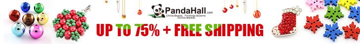 Pandahall.com Gutschein & Rabattcode