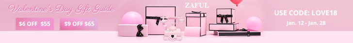 ZAFUL.com Gutschein & Rabattcode